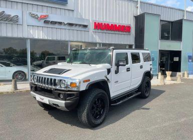 Vente Hummer H2 Luxury V8 6.2L 398Chx Occasion