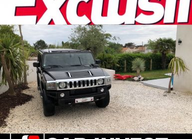 Vente Hummer H2 pack luxury Occasion