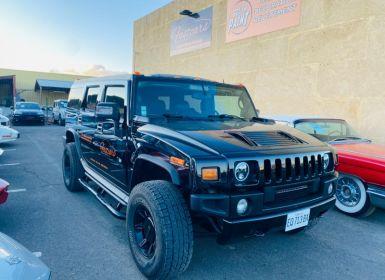 Vente Hummer H2 V8 6.0L Occasion