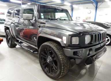 Voiture Hummer H3 5.3 V8 BVA 304CH LUXURY Occasion
