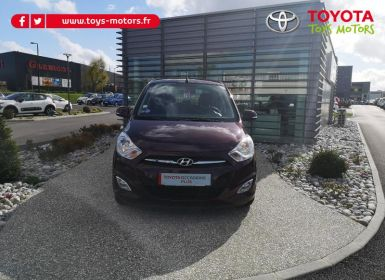 Voiture Hyundai i10 1.2 Intuitive & Style Occasion