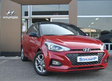 Voiture Hyundai i20 1.2 84 EDITION#MONDIAL Occasion