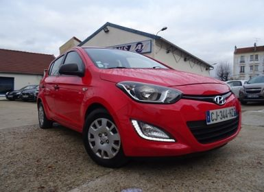 Voiture Hyundai i20 1.2 PACK EVIDENCE Occasion