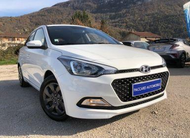 Achat Hyundai i20 II 1.2i 75cv ÉDITION CLIM Occasion