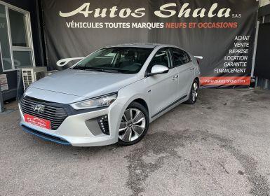 Vente Hyundai Ioniq HYBRID 141CH BUSINESS Occasion