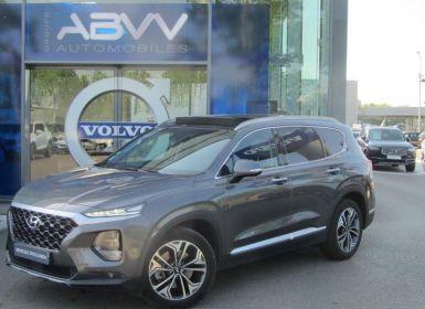 Achat Hyundai Santa Fe 2.0 CRDI 185ch Executive HTRAC BVA Occasion