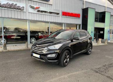 Vente Hyundai SANTA FÉ FE III 2.2 CRDi 4WD 197cv Occasion
