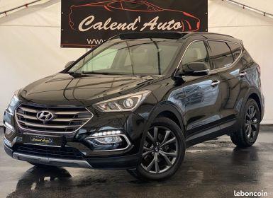 Hyundai Santa Fe iii (2) 2.2 crdi 200 executive 4wd bva 7 places Occasion