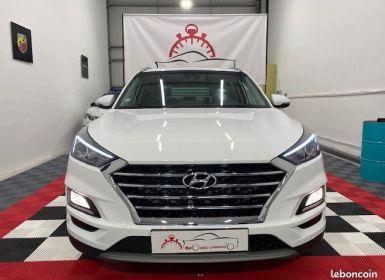 Vente Hyundai Tucson 1.6 CRDi hybrid 116 cv Occasion