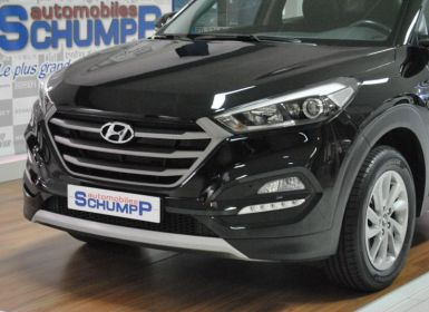 Voiture Hyundai TUCSON 1.6 GDI 132ch PK BUSINESS 1ère Main Occasion