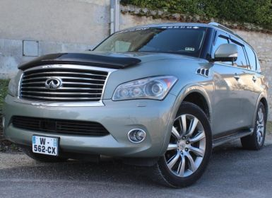 Achat Infiniti QX56 luxury Pack Theater & Teckno Occasion