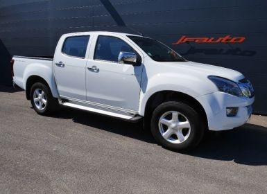Voiture Isuzu D-MAX CREW SOLAR 4X4 AT 2.5 L Occasion
