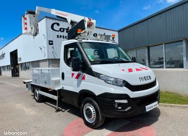 Achat Iveco DAILY 35c13 nacelle Time France Occasion