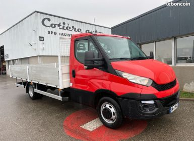 Achat Iveco DAILY 35c15 plateau 4.50m Occasion