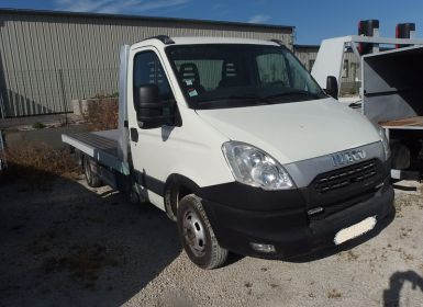 Achat Iveco DAILY CCB 35C15 EMPATTEMENT 4100 BV6 DEPANEUSE Occasion