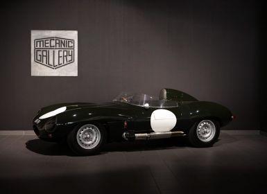 Jaguar D-Type Type-D (Replica by RAM)