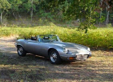Vente Jaguar E-Type 12 Cylindres, 5.3 L, Boite Mécanique, Hard Top Occasion