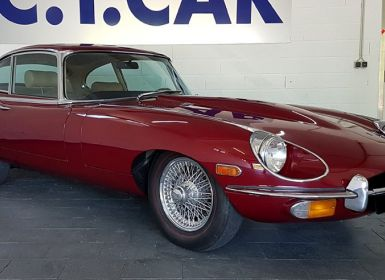 Vente Jaguar E-Type 4.2 LITER 2+2 Occasion