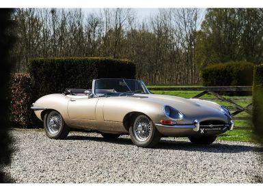 Vente Jaguar E-Type Series 1 De 1965, Roadster De 4,2 Litres Occasion