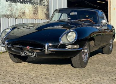 Jaguar E-Type TYPE E 3.8 COUPE 1964