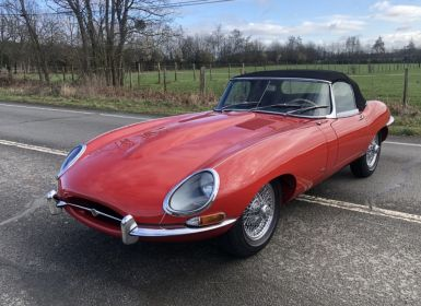 Jaguar E-Type Type-E 3.8 Série 1 Cabriolet 1963 Occasion
