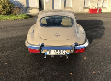 Voiture Jaguar E-Type Type E 6 cylindres Occasion