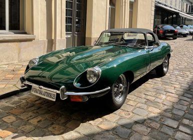 Vente Jaguar E-Type Type-E Cabriolet 4.2 Série 2 Occasion