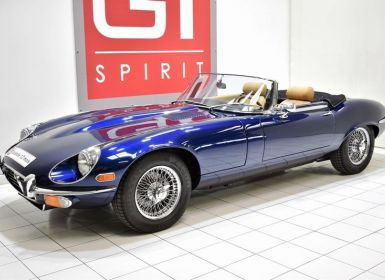 Vente Jaguar E-Type Type E Cabriolet 5.3L V12 Occasion