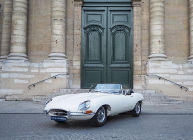 Voiture Jaguar E-Type Type E Roadster Série 1 *Heritage* Occasion