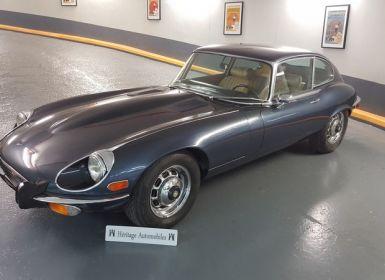 Vente Jaguar E-Type Type E S III V12 Coupé Occasion
