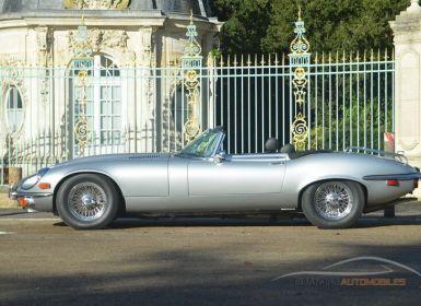 Vente Jaguar E-Type TYPE E V12 CABRIOLET Occasion