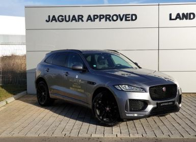 Achat Jaguar F-Pace 2.0D 180ch Chequered Flag AWD BVA8 Occasion