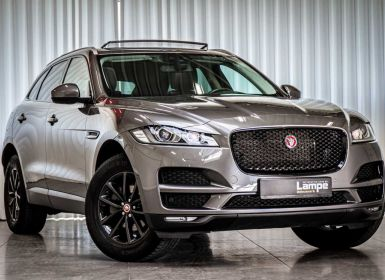 Jaguar F-Pace 2.0d Panodak Black Pack Privacy Camera Navi Occasion