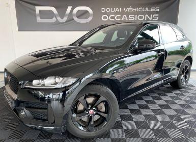 Jaguar F-Pace V6 3.0 D 300 19CV R-SPORT 4X4 BVA8 Occasion