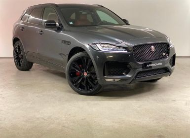 Achat Jaguar F-Pace V6 3.0 Supercharged 380ch S 4x4 BVA8 Occasion