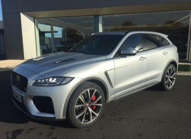 Achat Jaguar F-Pace V8 5.0 Supercharged 550ch SVR AWD BVA8 Occasion
