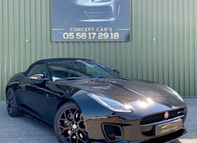 Vente Jaguar F-Type , CABRIOLET , 2.0 , 300 CV , AUTOMATIQUE , R-DYNAMIC Occasion