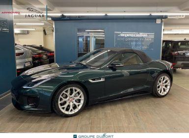 Vente Jaguar F-Type 3.0 V6 Suralimenté 340ch R-Dynamic BVA8 Occasion