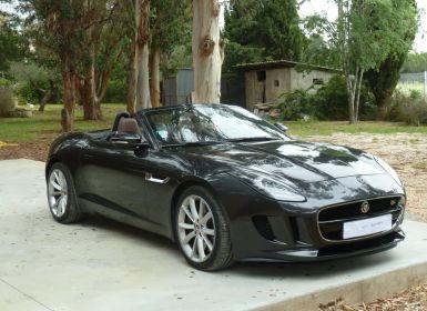Jaguar F-Type CABRIOLET 3.0 V6 S 380 CV Occasion