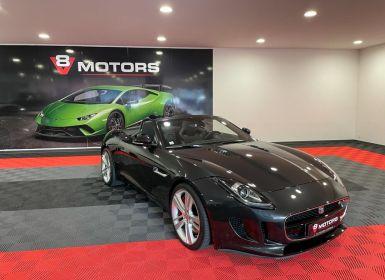 Vente Jaguar F-Type CABRIOLET 3.0 V6 S 380 S BVA8 Occasion