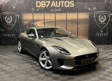 Vente Jaguar F-Type COUPE 2.0 300 BVA8 Occasion
