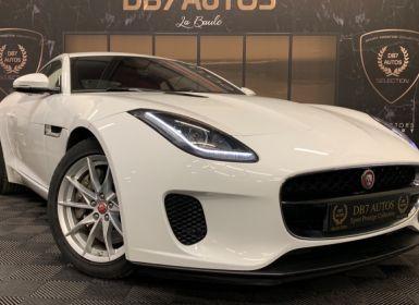 Achat Jaguar F-Type COUPE 2L 300 BVA8 2018 Occasion