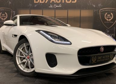 Vente Jaguar F-Type COUPE 2L 300 BVA8 2018 Occasion
