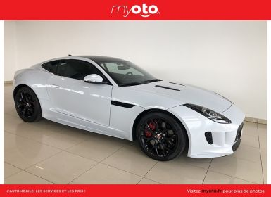 Jaguar F-Type COUPE 3.0 V6 380CH S BVA8 Occasion