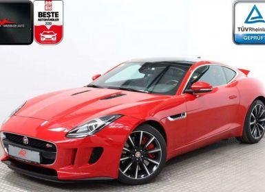Vente Jaguar F-Type Coupe 3.0 V6 380ch S BVA8 *Toit pano-Cuir-Pack Sport* Livraison & Garantie 12 mois Occasion