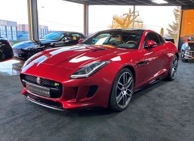 Vente Jaguar F-Type Coupé V8 R 550 Ch – Toit Pano, HiFi Premium, Révisé 2020 Occasion