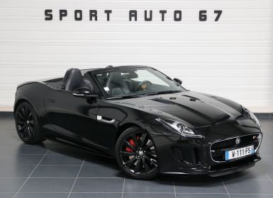 Achat Jaguar F-Type F TYPE S CABRIOLET 380 CH Occasion