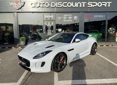 Vente Jaguar F-Type S COUPÉ 3.0 380CH Occasion