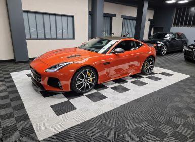 Vente Jaguar F-Type SVR 5.0 V8 575 ch Occasion