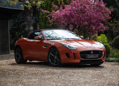 Vente Jaguar F-Type type 3.0i v6 s 380 cabriolet 46995km Occasion